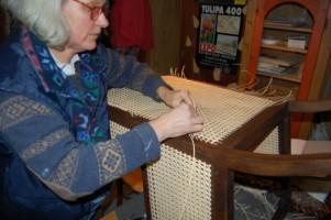 stoelenmatten riet rotan biezen papercord webbing zeegras